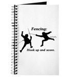 Hook Up and Score Journal