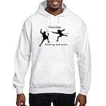 Hook Up and Score Hooded Sweatshirt
