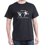 Hook Up and Score Dark T-Shirt