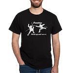 Hook Up and Score Dark T-Shirt