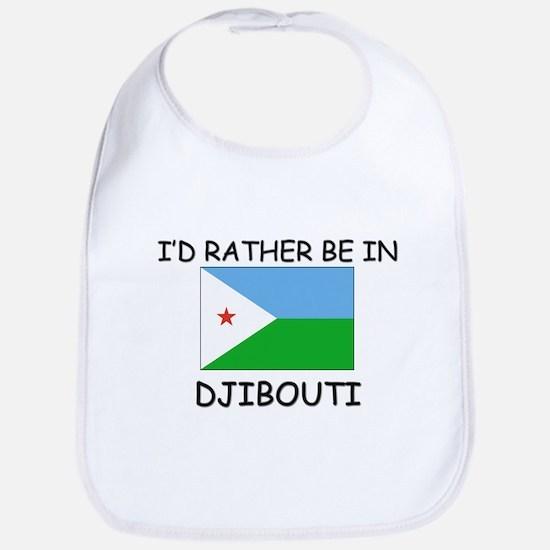 I'd rather be in Djibouti Bib