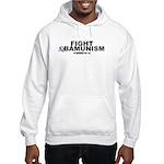 FIGHT OBAMUNISM Hooded Sweatshirt
