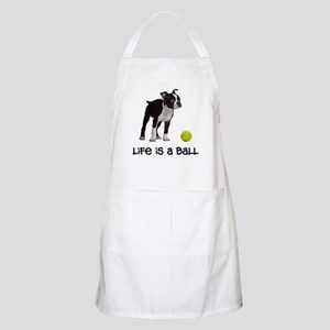 Boston Terrier Life Apron