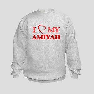 I love my Amiyah Sweatshirt
