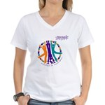 The Mosaic Project Women's V-Neck T-Shirt