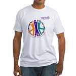 The Mosaic Project Fitted T-Shirt