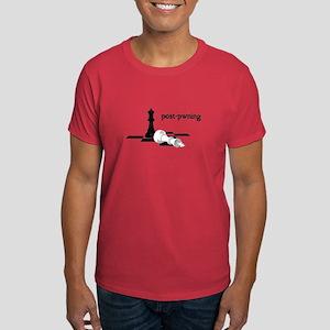 Post-Pwning Men's Dark T-Shirt