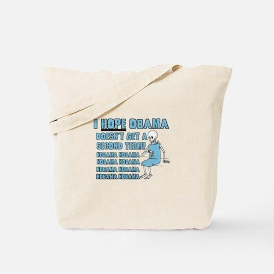 Obama's Socialized Medicine Tote Bag