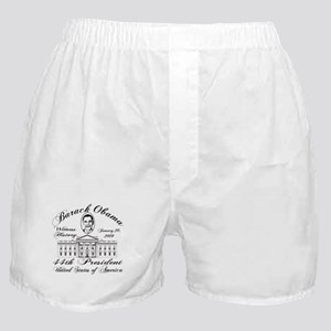 President Obama inauguration Boxer Shorts