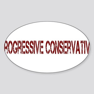 Progressive Conservative Sticker