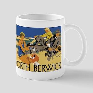 North Berwick UK Mug