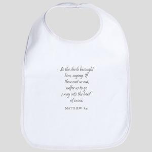 MATTHEW  8:31 Bib