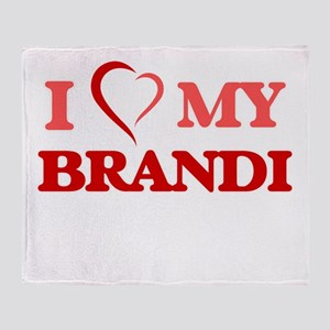 I love my Brandi Throw Blanket