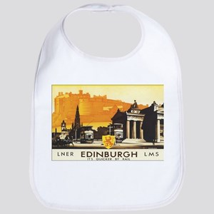 Edinburgh Scotland Bib