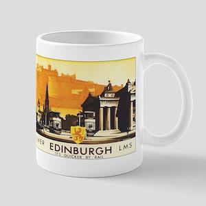 Edinburgh Scotland Mug