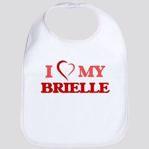 I love my Brielle Baby Bib