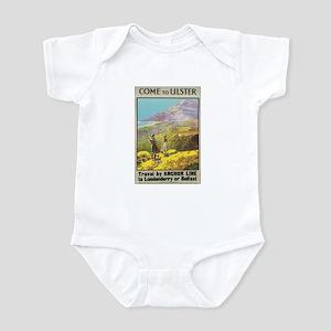 Ulster Ireland Infant Bodysuit