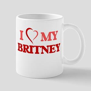 I love my Britney Mugs