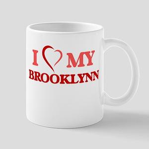 I love my Brooklynn Mugs