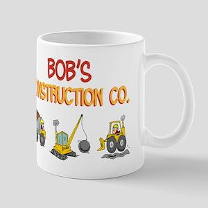 Bob's Construction Tractors Mug