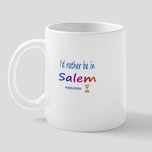 DOOL SALEM LEFTY Mug