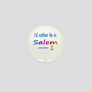 DOOL SALEM Mini Button
