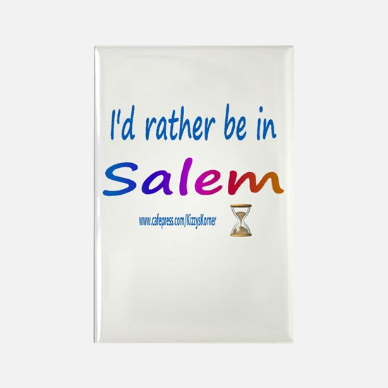 DOOL SALEM Rectangle Magnet