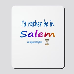 DOOL SALEM Mousepad
