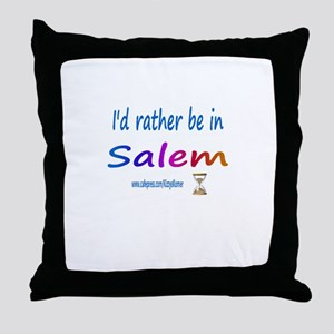 DOOL SALEM Throw Pillow