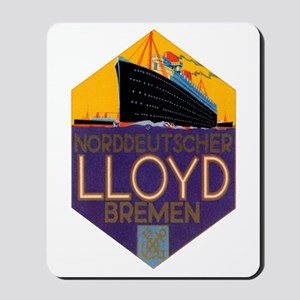 Bremen Germany Mousepad
