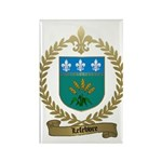 LEFEBVRE Family Rectangle Magnet (100 pack)