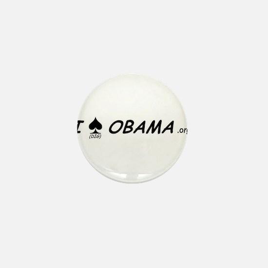 I Dig Obama.org Mini Button (10 pack)