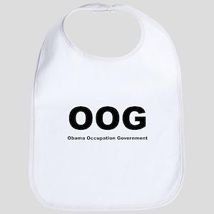Obama Occupation Government Bib