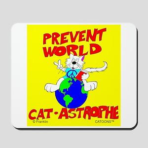World Catastrophe Mousepad