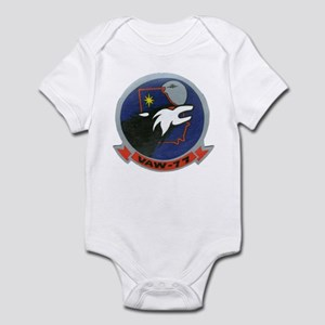 VAW 77 Nightwolves Infant Bodysuit