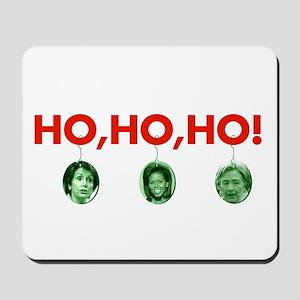 Ho, ho, ho Mousepad