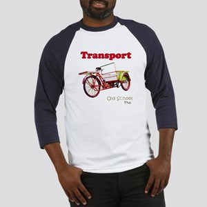 Transport Baseball Jersey
