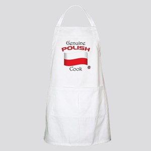 Genuine Polish Cook BBQ Apron