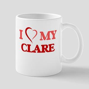 I love my Clare Mugs