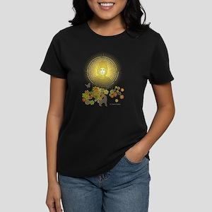 Canticle of the Sun: Women's Dark T-Shirt