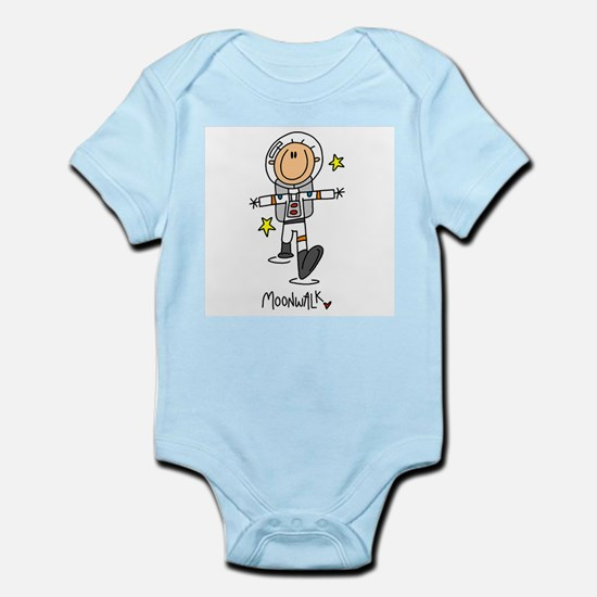 Astronaut Moonwalk Infant Bodysuit
