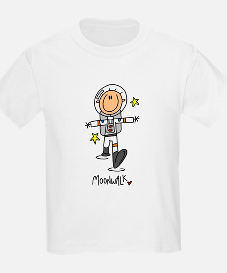 Astronaut Moonwalk T-Shirt