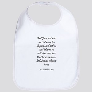 MATTHEW  8:13 Bib