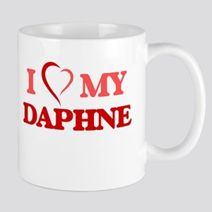 I love my Daphne Mugs