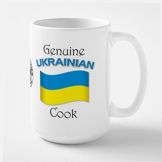 Genuine Ukrainian Cook Large Mug