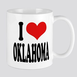 I Love Oklahoma Mug