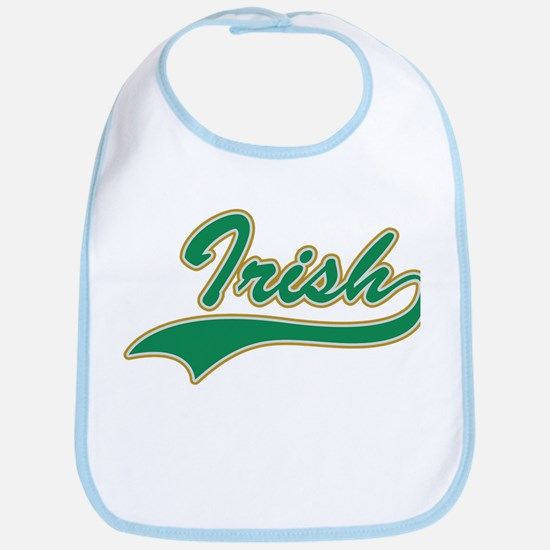 IRISH LOGO Bib