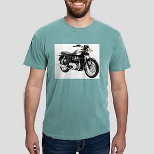 Triumph Bonneville Green/White #1 T-Shirt