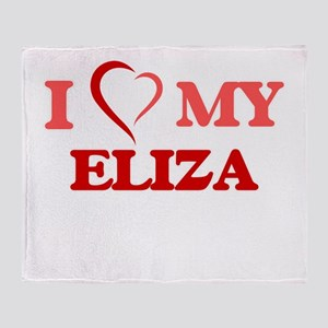 I love my Eliza Throw Blanket