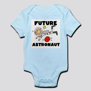 Male Future Astronaut Infant Bodysuit